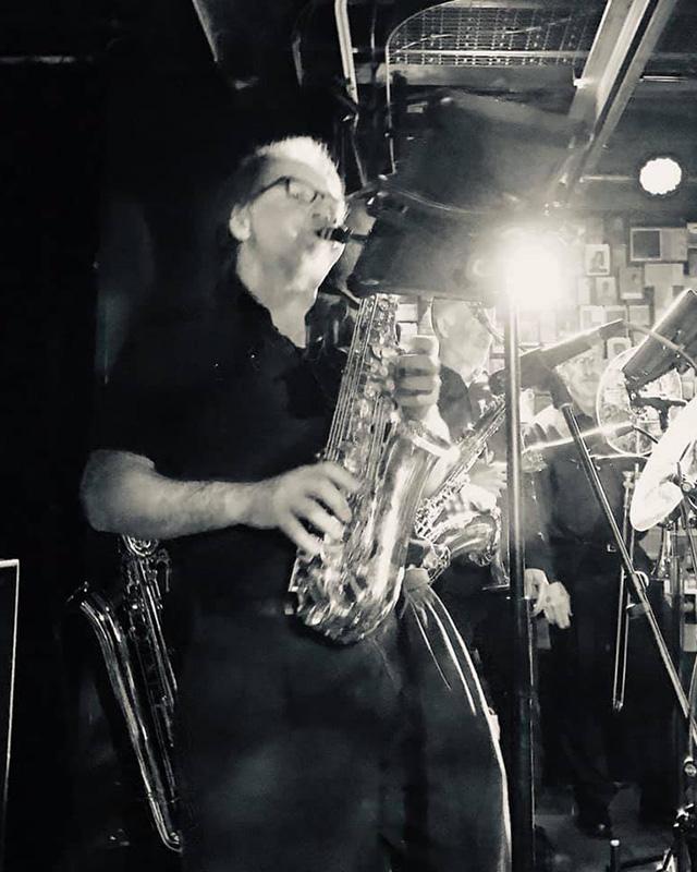 Kurt Eherenman Saxophone Performer and Teacher